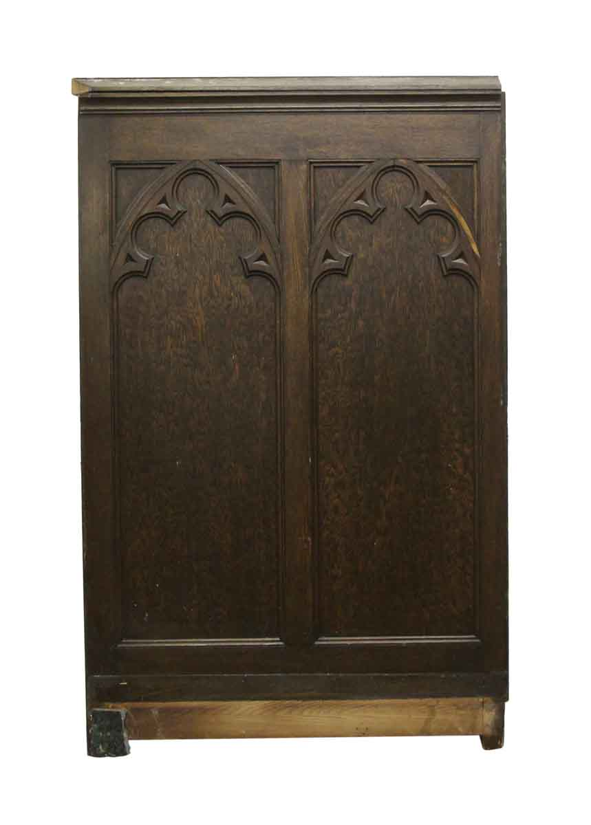 Antique Wood Paneling: Antique Gothic Style Wooden Paneling Lot