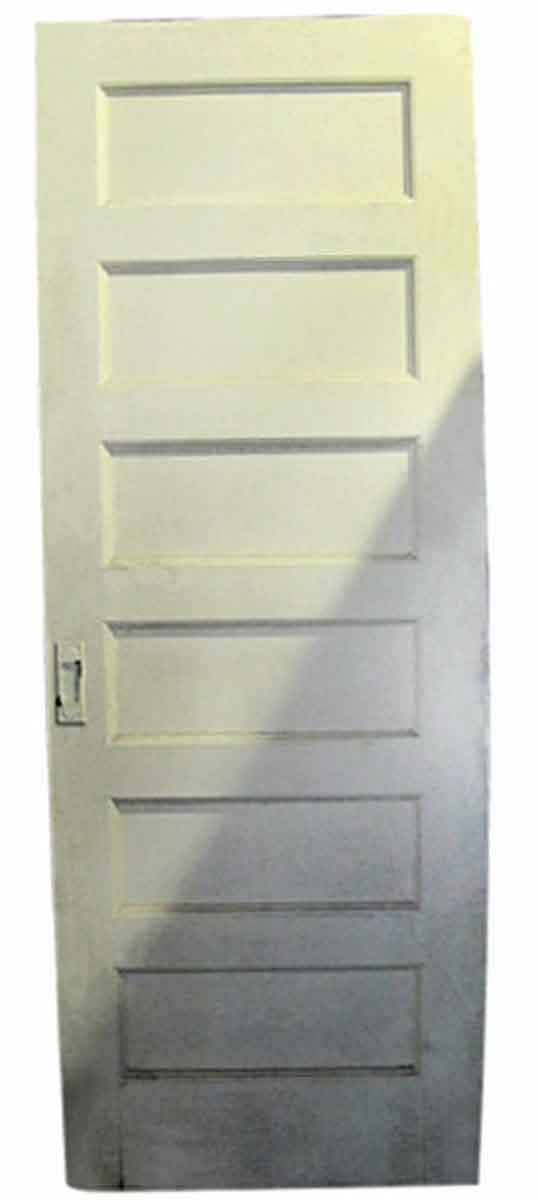 Pocket Doors - Single Oak Pocket Door with Hardware 95.5 x 33.25