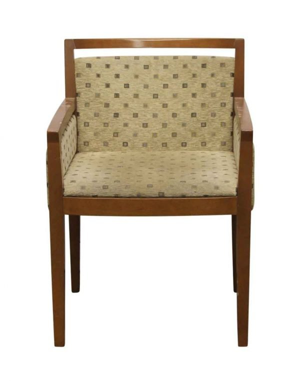 Seating - Mid Century Style Upholstered Arm Chair