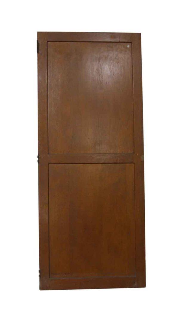 Standard Doors - Antique 2 Pane Wood Passage Door 75.5 x 31