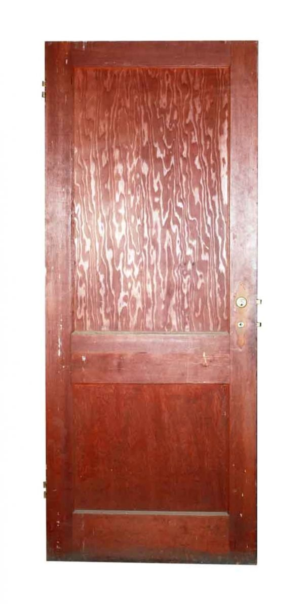Standard Doors - Antique 2 Panel Standard Interior Door 78 x 31.75