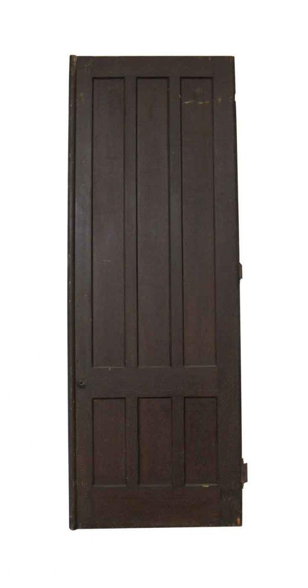 Standard Doors - Antique 6 Panel Pine Passage Door 104 x 37