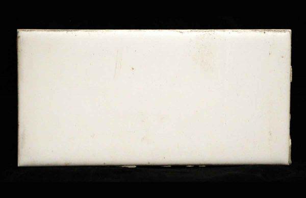 Wall Tiles - 6 x 3 Bright White Rounded Edge Subway Tile