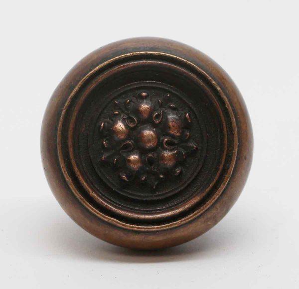 Door Knobs - Antique Sargent Brass Arnon Door Knob