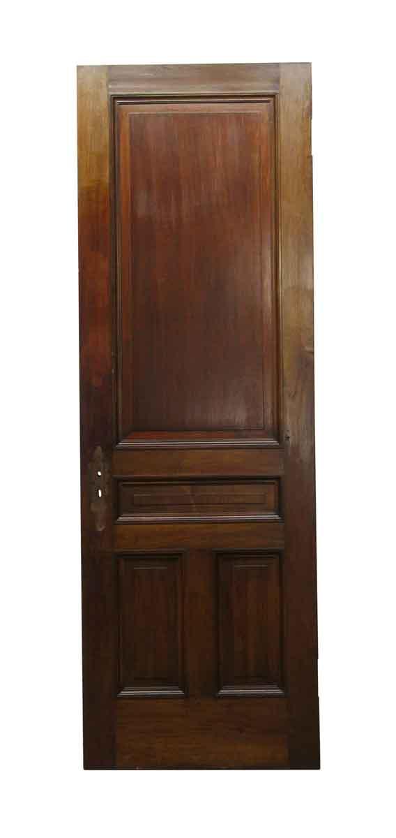 Standard Doors - Antique 4 Panel Wooden Door 95 x 32