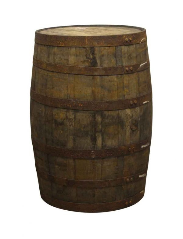 Barrels & Crates - Authentic 24 in. Whiskey Barrel