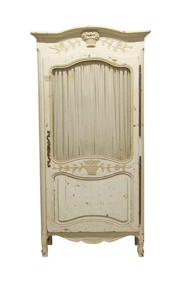 Cabinets - French Provincial Armoire Dresser