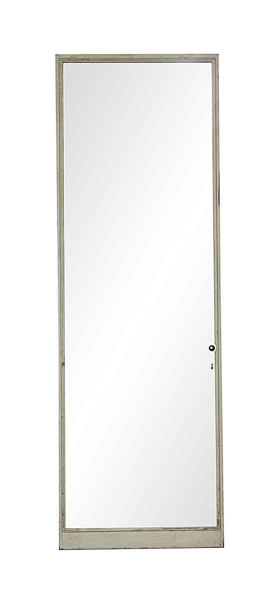 Closet Doors - Vintage Mirrored Closet Door 82.25 x 27.5