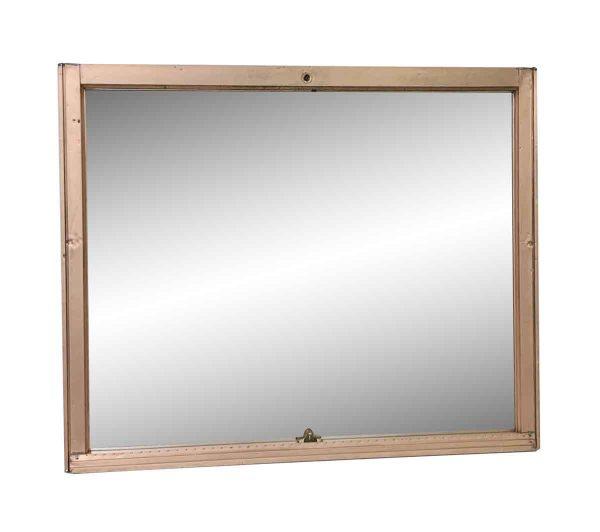 Copper Mirrors & Panels - Flatiron Building Copper Window Mirror