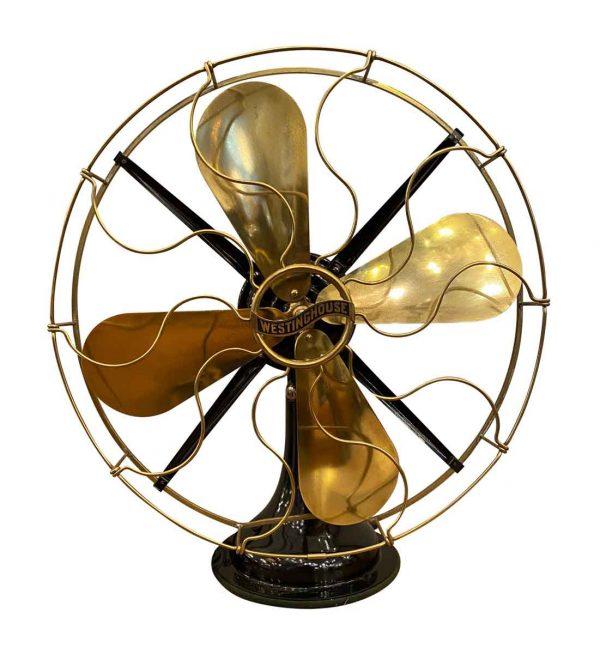 Fans - Restored Antique Westinghouse Desk Fan