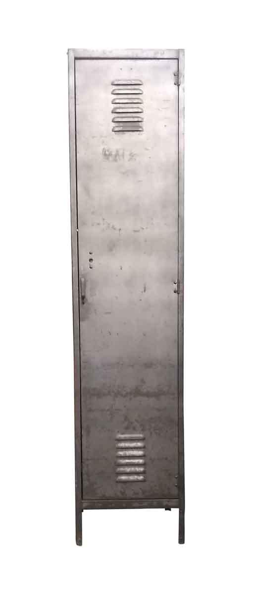Industrial - 1940s Industrial Steel Storage Locker