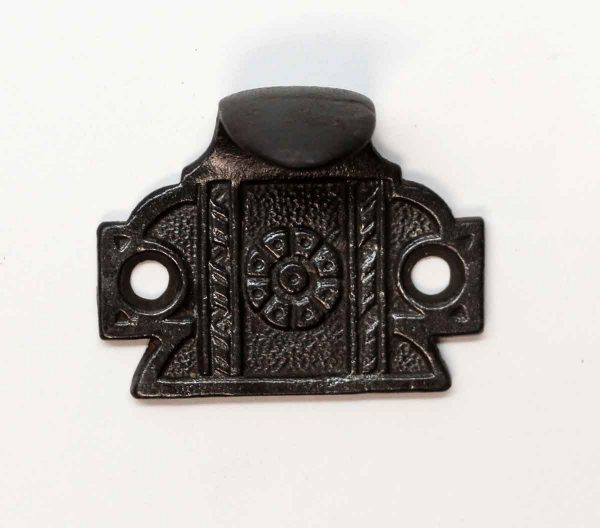 Window Hardware - Antique Aesthetic Cast Iron Window Thumb Lift