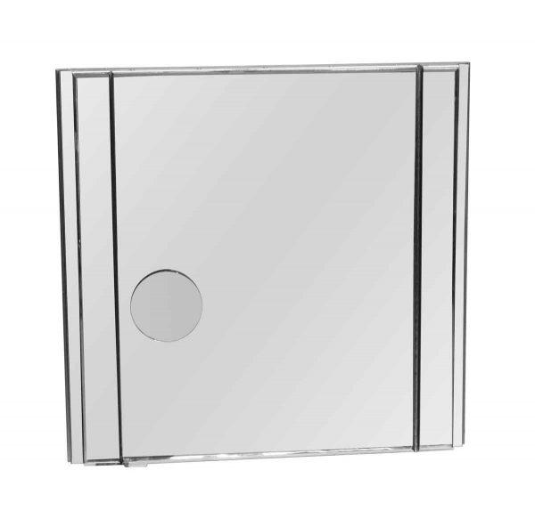 Bathroom - Modern Mirrored Medicine Cabinet with Lights