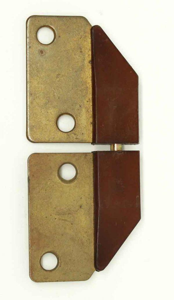 Cabinet & Furniture Hinges - Brass & Bakelite Cabinet Hinge