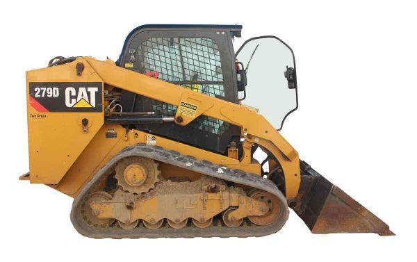 Machinery - 2016 Caterpillar 279D Skid Steer Loader