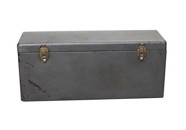 Trunks - Reclaimed Steel Tool Trunk