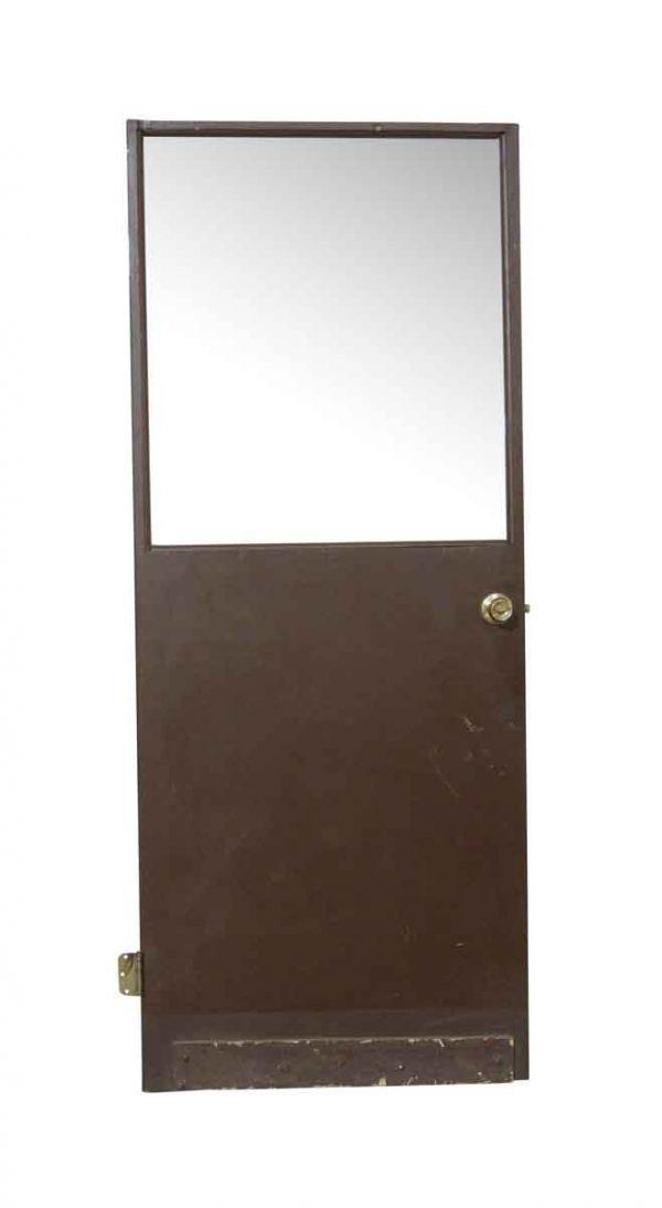 Commercial Doors - Vintage Single Lite Commercial Door 79 x 32