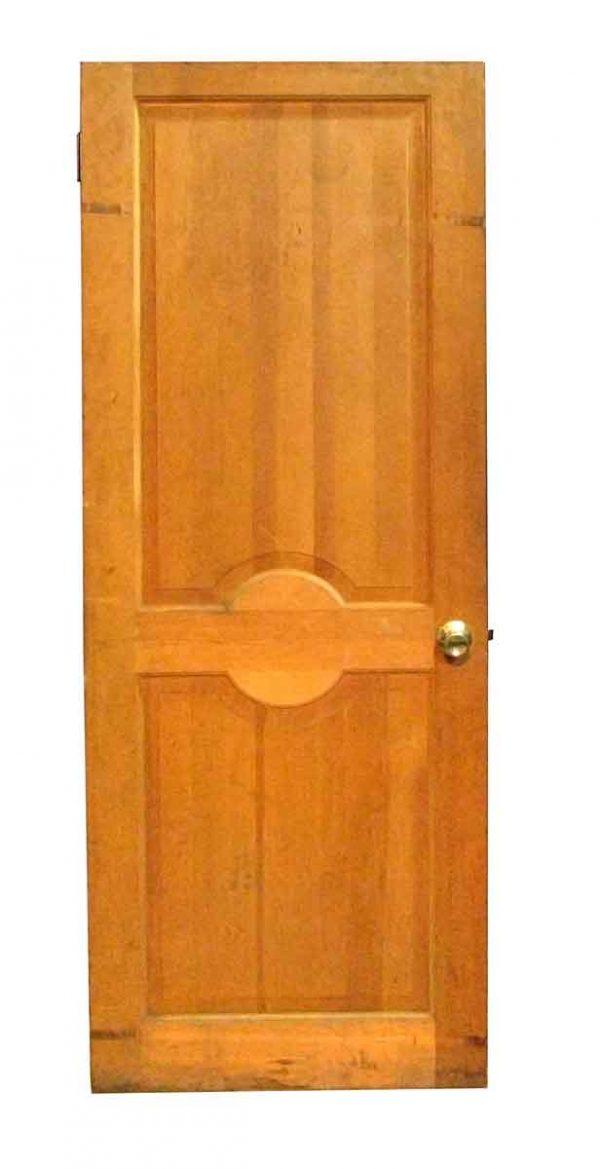 Entry Doors - Antique 2 Pane Hemlock Passage Door 76.25 x 29.5
