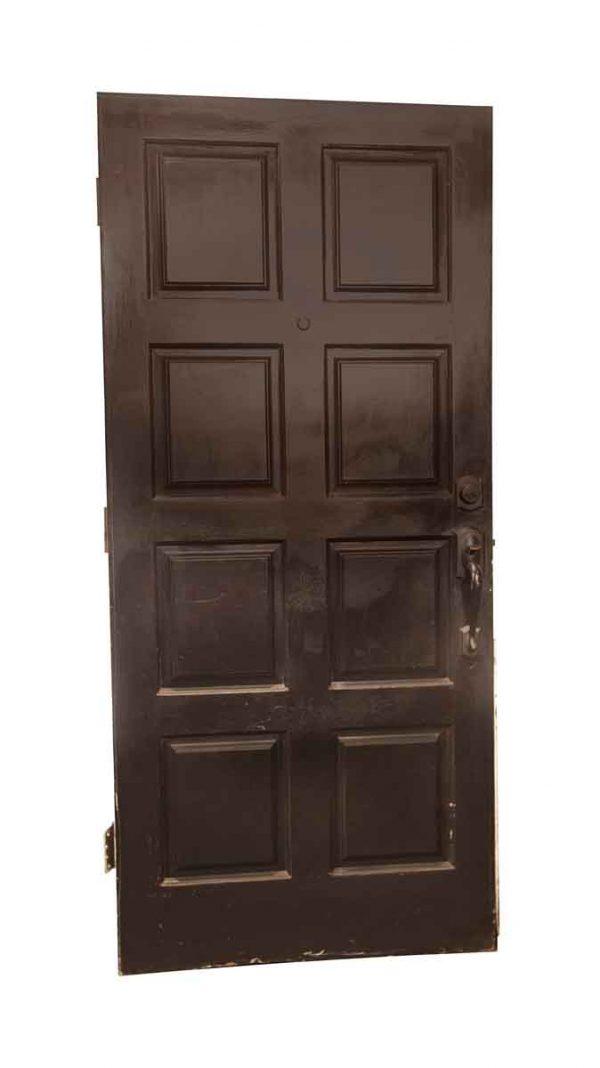 Entry Doors - Vintage 8 Panel Wood Entry Door 79 x 36