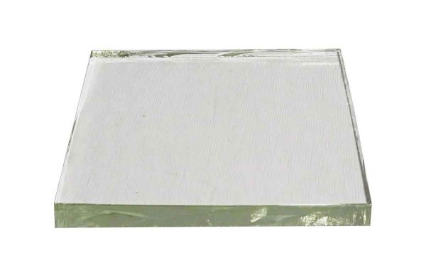 Exclusive Glass - Square Foot Piece of Bullet Proof Clear Glass