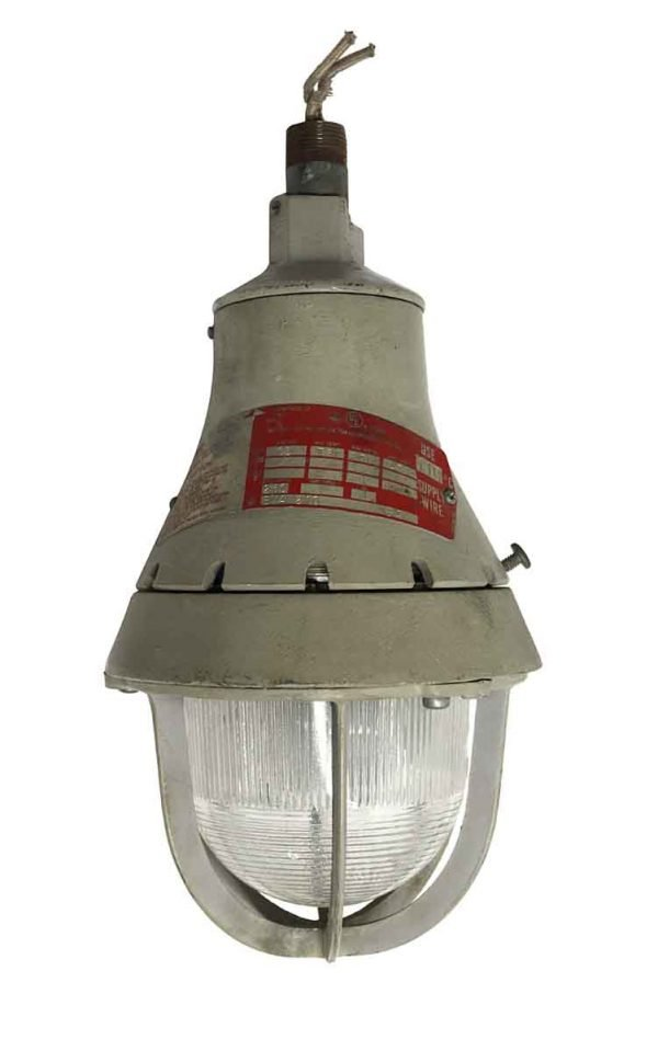 Industrial & Commercial - Crouse Hinds Industrial Light