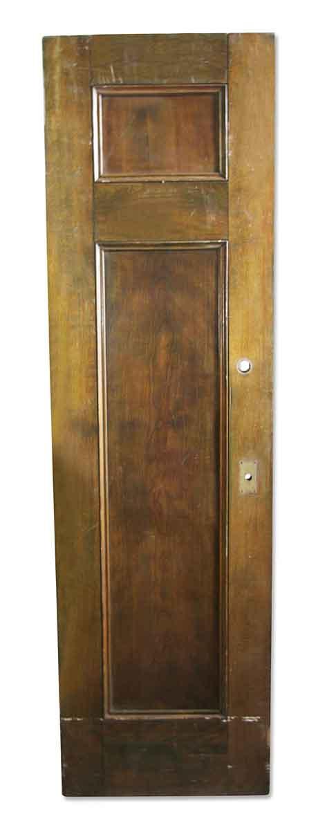 Interior Doors - Vintage 2 Pane Wood Passage Door 83.5 x 24