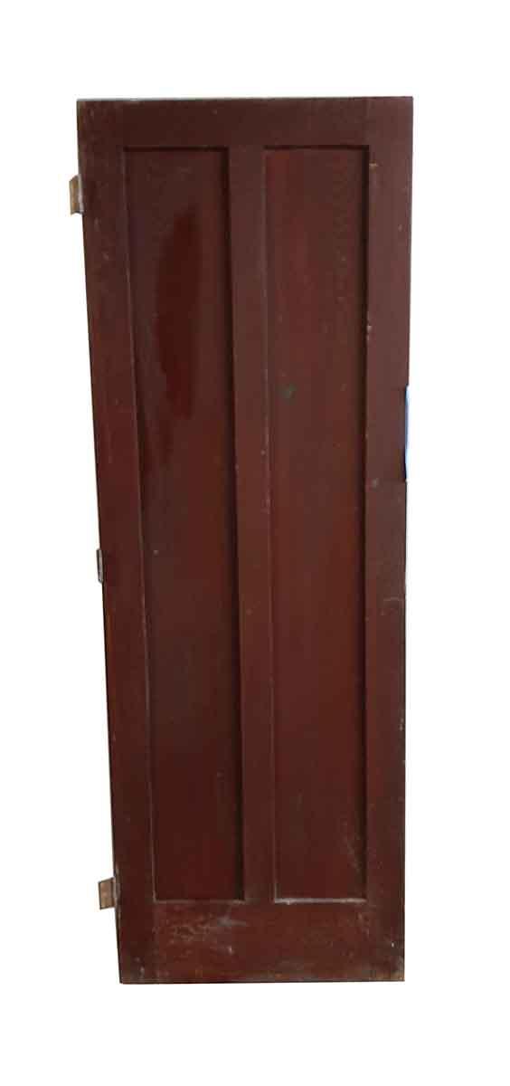 Standard Doors - Antique 2 Pane Oak Passage Door 83.75 x 28