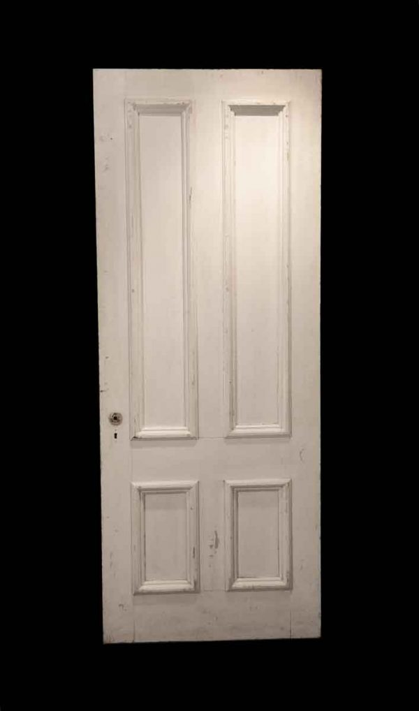Standard Doors - Antique 4 Pane Wood Passage Door 87 x 34