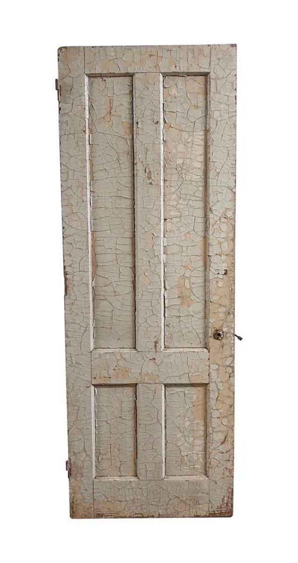 Standard Doors - Antique 4 Pane Wood Passage Door 88.5 x 31.75