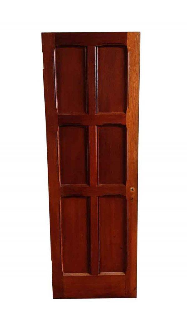 Standard Doors - Arts & Crafts 6 Pane Oak Passage Door 71.5 x 23.875