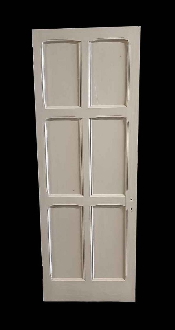 Standard Doors - Arts & Crafts 6 Pane White Oak Passage Door 77.25 x 27.75