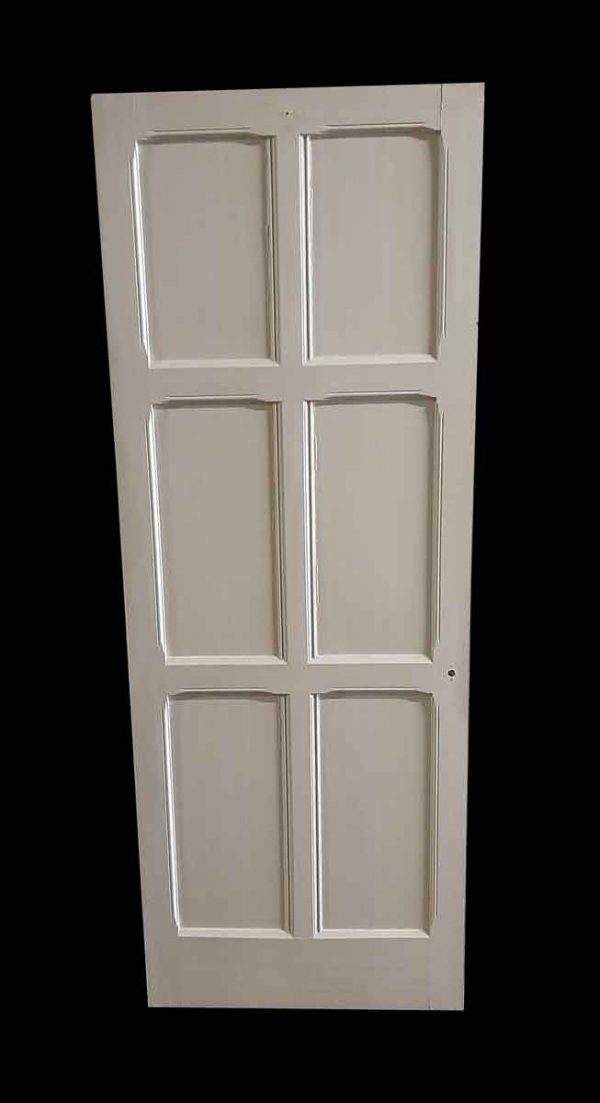 Standard Doors - Arts & Crafts 6 Pane White Oak Passage Door 77.25 x 28.875