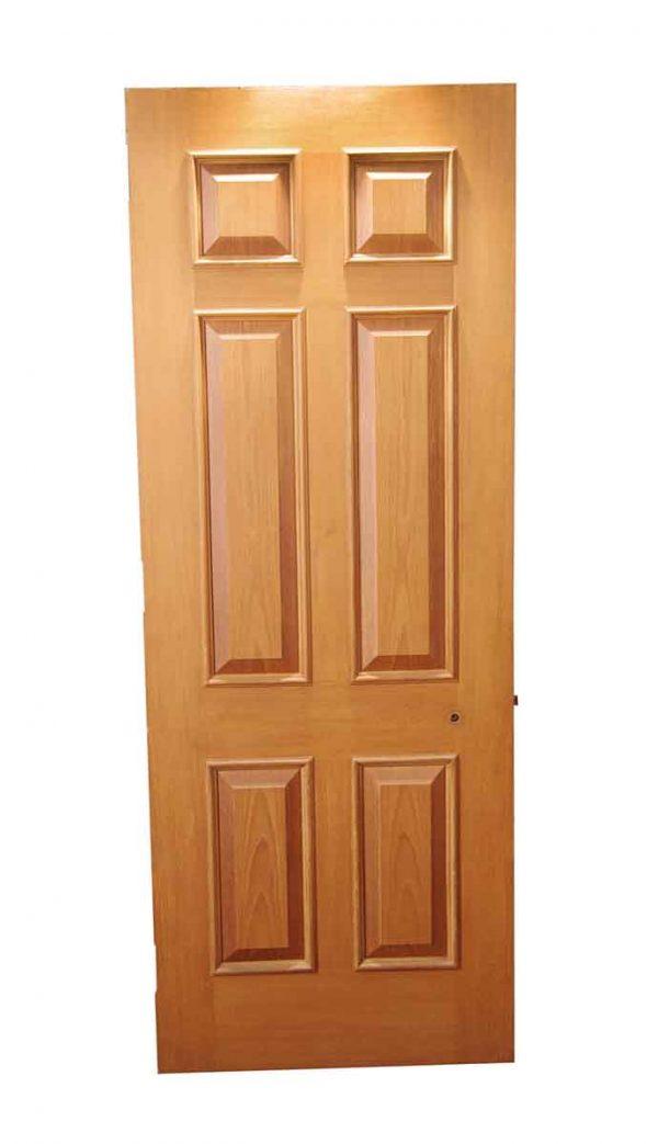 Standard Doors - Newly Made Heavy Oak 6 Panel Passage Door 95 x 35.5