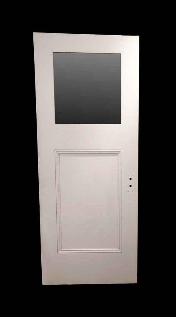 Standard Doors - Vintage 1 Lite 1 Pane Wood Passage Door 79.25 x 31.75