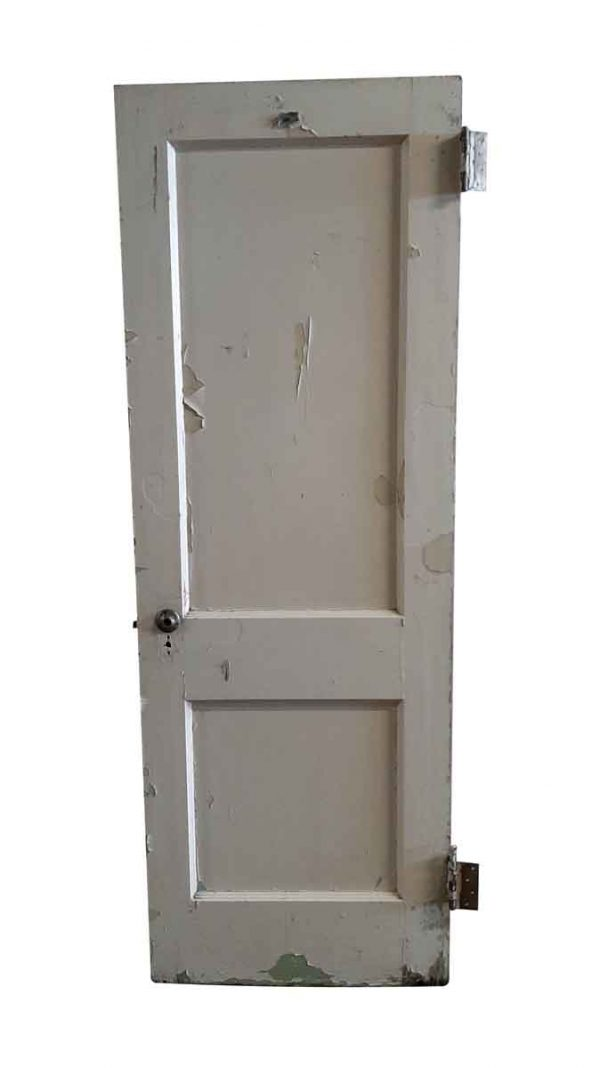 Standard Doors - Vintage 2 Pane Wood Passage Door 80 x 27.875