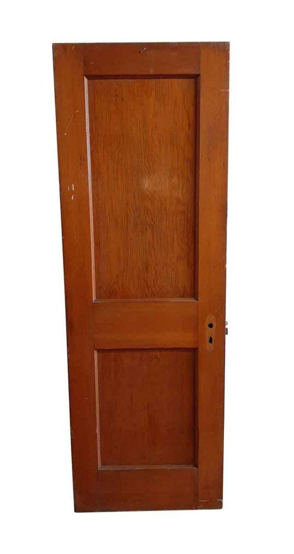 Standard Doors - Vintage 2 Pane Wooden Passage Door 70.25 x 23.75