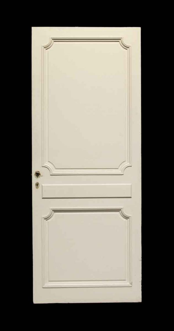 Standard Doors - Vintage 2 Panel Wood Passage Door 80.25 x 32