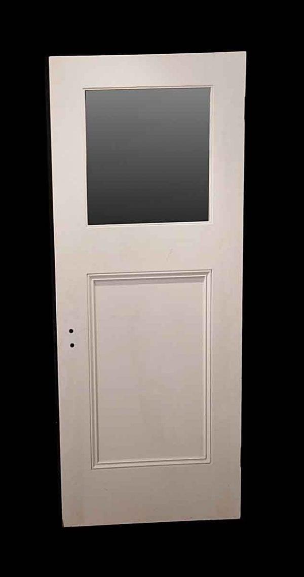 Standard Doors - Vintage Mirror Pane Wood Passage Door 78.75 x 31.75