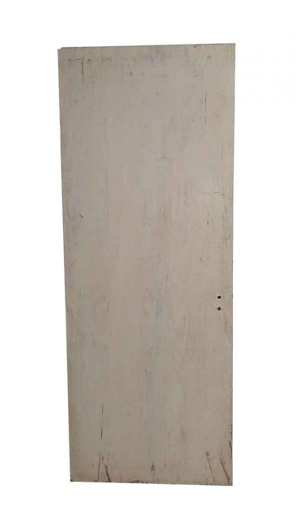Standard Doors - Vintage Plain Oak Wood Passage Door 83 in. H x 32