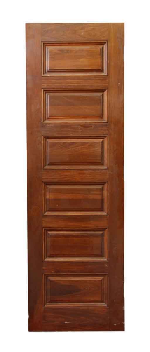 Closet Doors - Antique 6 Pane & Mirrored Closet Door 94 x 29.5