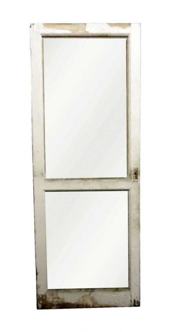 Entry Doors - 1940s Wood Screen Door 86.25 x 30