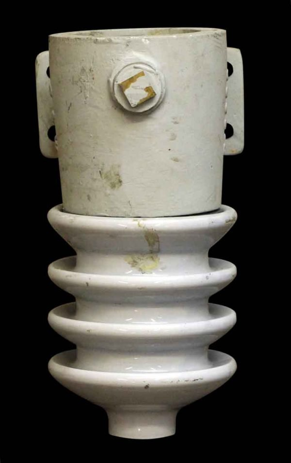 Industrial - Old G & W White Insulator