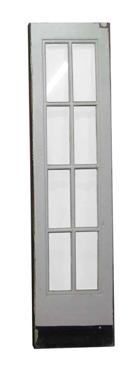 Reclaimed Windows - Antique 8 Lite Side Transom Window 93 x 23.25