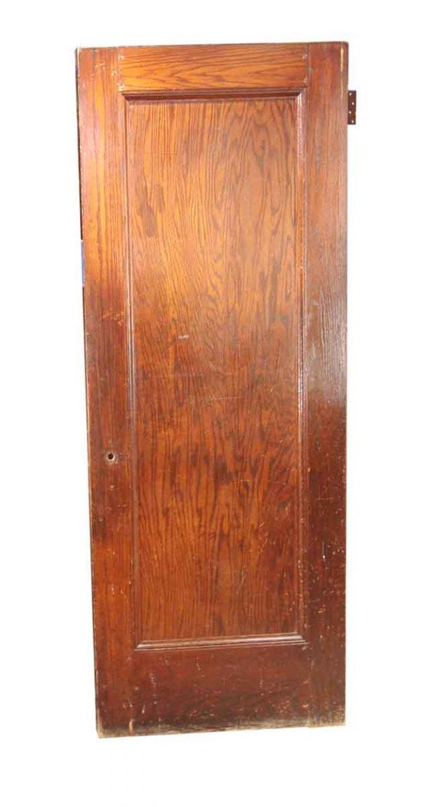 Standard Doors - Antique 1 Pane Wood Passage Door 83.75 x 31.875
