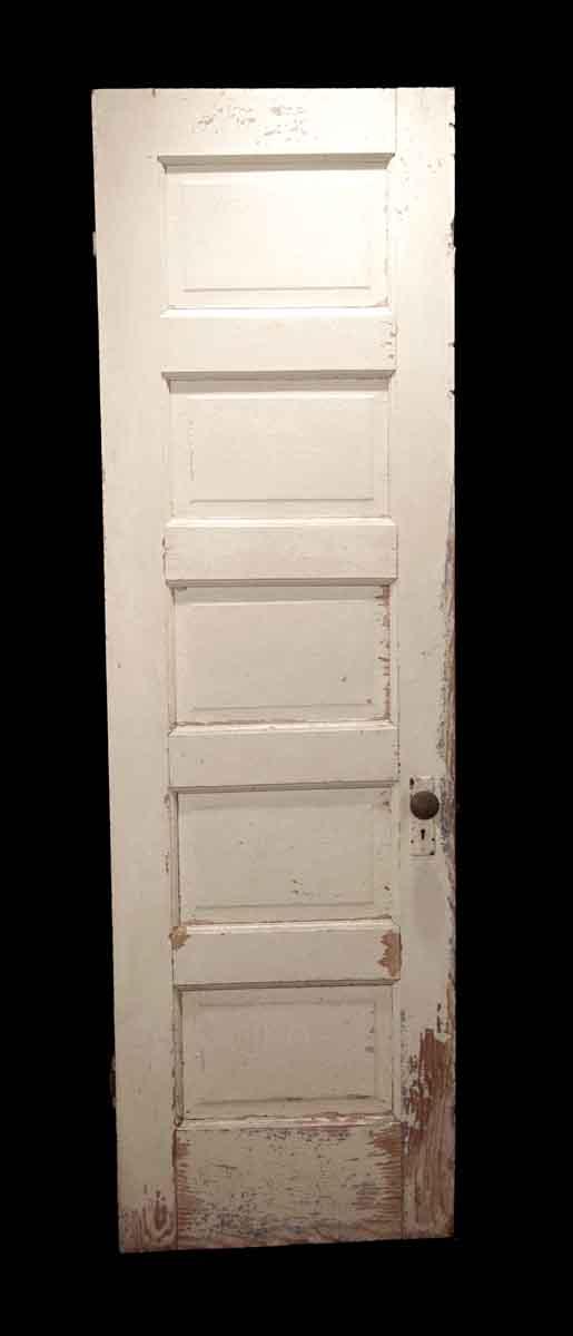 Standard Doors - Antique 5 Pane Wood Passage Door 78 x 24