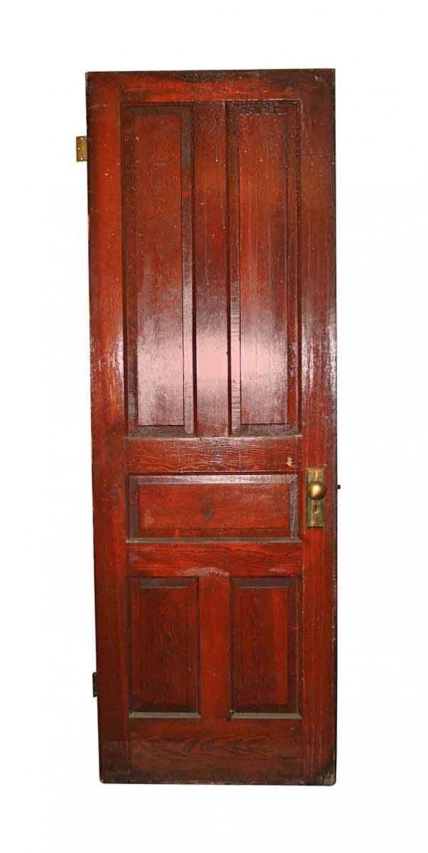 Standard Doors - Antique 5 Pane Wood Passage Door 83 x 28