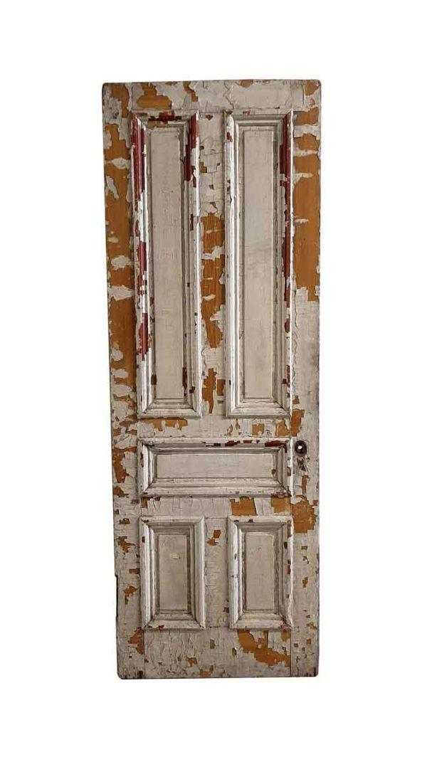 Standard Doors - Antique 5 Pane Wood Passage Door 84 x 29.5