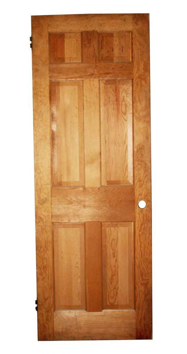 Standard Doors - Antique 6 Pane Wood Passage Door 84 x 30