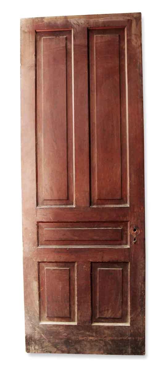 Standard Doors - Antique Pine 5 Pane Passage Door 89 x 32