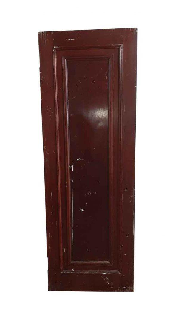 Standard Doors - The Plaza Hotel 1 Pane Mahogany Passage Door 86 x 29.75